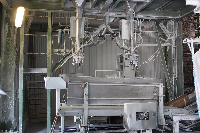 Natron Produktion